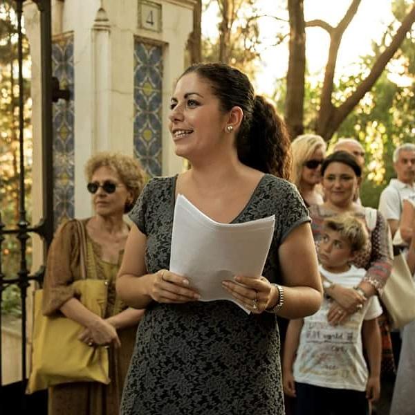 Melania Esposito - Gite e tour guidati